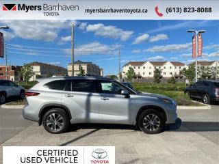Used 2020 Toyota Highlander XLE  - Power Moonroof -  Power Liftgate - $273 B/W for sale in Ottawa, ON