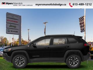 New 2021 Jeep Cherokee for sale in Ottawa, ON