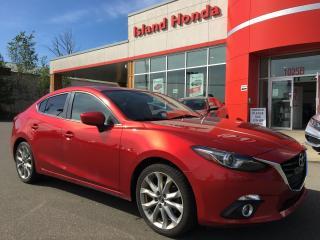 Used 2014 Mazda MAZDA3 GT-SKY for sale in Courtenay, BC