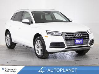 Used 2020 Audi Q5 Komfort Quattro, Convenience Pkg, Apple CarPlay! for sale in Brampton, ON
