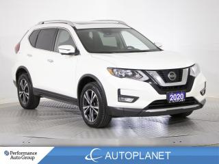 Used 2020 Nissan Rogue SV AWD, Tech Pkg, Navi, 360 Cam, Blind Spot Assist for sale in Brampton, ON