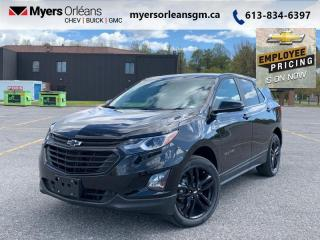 New 2021 Chevrolet Equinox LT  - Leather Seats - Heated Seats for sale in Orleans, ON