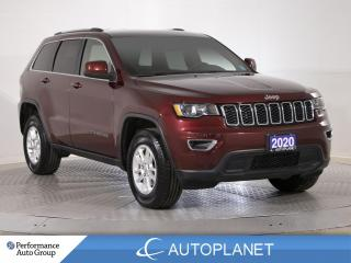 Used 2020 Jeep Grand Cherokee Laredo 4x4, UConnect 4C Navi Grp, Apple CarPlay! for sale in Brampton, ON