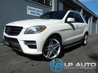 Used 2014 Mercedes-Benz ML-Class ML 550 4dr All-wheel Drive 4MATIC for sale in Richmond, BC