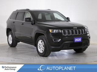 Used 2020 Jeep Grand Cherokee Laredo 4x4, Navi, Apple CarPlay, Bluetooth! for sale in Brampton, ON