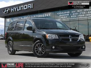 Used 2017 Dodge Grand Caravan SXT Premium Plus  - Aluminum Wheels - $147 B/W for sale in Nepean, ON