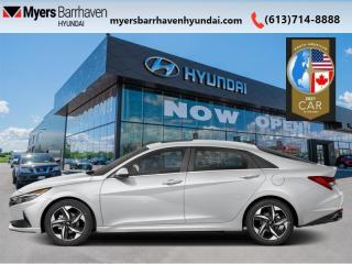 New 2021 Hyundai Elantra N-Line DCT  - Sunroof -  Heated Seats - $175 B/W for sale in Nepean, ON