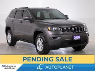 Used 2020 Jeep Grand Cherokee Laredo 4x4, Navi, Back Up Cam, WiFi Hotspot! for sale in Brampton, ON