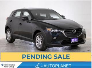 Used 2019 Mazda CX-3 GS AWD, Luxury Pkg, Back Up Cam, Sunrrof! for sale in Brampton, ON