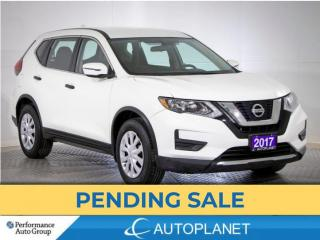 Used 2017 Nissan Rogue S, Back Up Cam, Heated Seats, Ontario Vehicle! for sale in Brampton, ON
