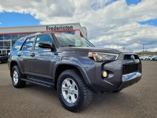 Used 2017 Toyota 4Runner SR5 for sale in Fredericton, NB