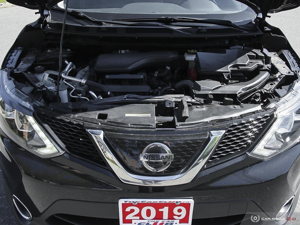 2019 Nissan Qashqai SV