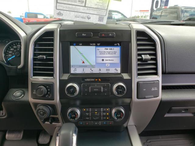 2019 Ford F-150 Lariat   - Navigation - Leather Seats - $450 B/W