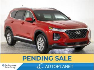 Used 2020 Hyundai Santa Fe Essential AWD, Safety Pkg, Back Up Cam, Bluetooth! for sale in Brampton, ON