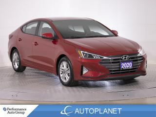 Used 2020 Hyundai Elantra Preferred, Apple CarPlay, Heated Seats, Bluetooth! for sale in Brampton, ON