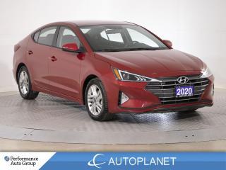 Used 2020 Hyundai Elantra Preferred, Blind Spot Assist, Apple CarPlay! for sale in Brampton, ON