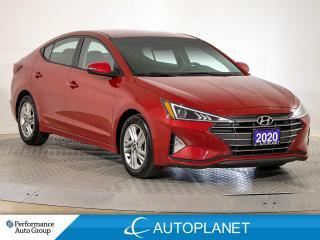 Used 2020 Hyundai Elantra Preferred, Heated Seats, Apple CarPlay, Bluetooth! for sale in Brampton, ON