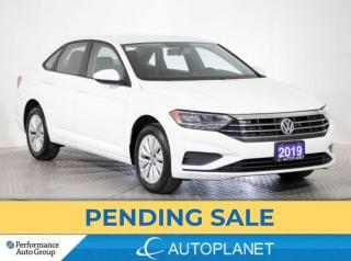 Used 2019 Volkswagen Jetta Comfortline, Back Up Cam, Heated Seats/Mirrors! for sale in Brampton, ON