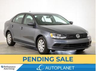 Used 2017 Volkswagen Jetta Sedan Trendline, Back Up Cam, New Tires/Brakes! for sale in Brampton, ON