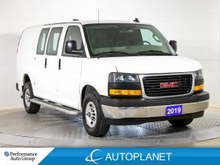 Used 2019 GMC Savana 2500 Cargo Van, Back Up Cam, 135
