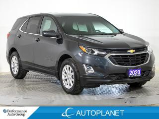 Used 2020 Chevrolet Equinox LT, Turbo, Heated Seats, Wi-Fi Hotspot, Bluetooth! for sale in Brampton, ON