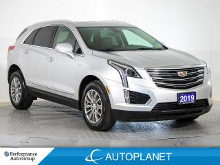 Used 2019 Cadillac XT5 AWD, Luxury Pkg, Pano Roof, Remote Start! for sale in Brampton, ON