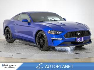 Used 2018 Ford Mustang EcoBoost Fastback, Back Up Cam, Winter Tires! for sale in Brampton, ON