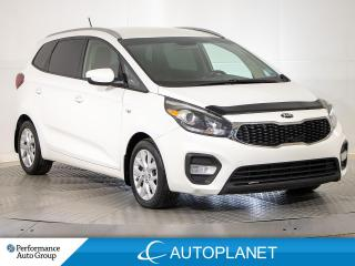 Used 2017 Kia Rondo L, 7-Seater, Heated Seats, Bluetooth, New Tires! for sale in Brampton, ON