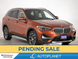 Used 2020 BMW X1 xDrive28i, Premium Essential, Navi, Driving Assist for sale in Brampton, ON