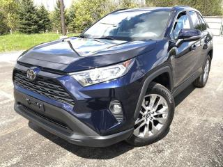 Used 2020 Toyota RAV4 XLE Premium AWD for sale in Cayuga, ON