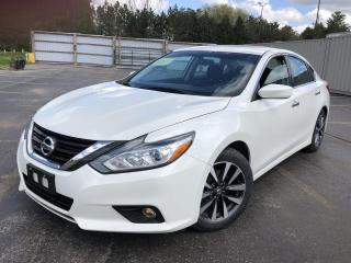 Used 2017 Nissan Altima SV for sale in Cayuga, ON