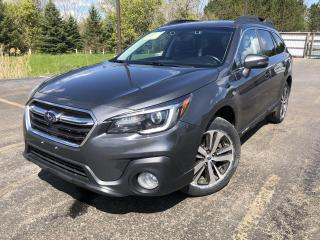 Used 2018 Subaru Outback Limited AWD for sale in Cayuga, ON