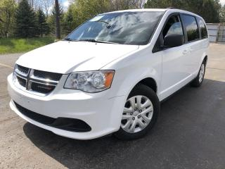 Used 2019 Dodge Grand Caravan SXT for sale in Cayuga, ON