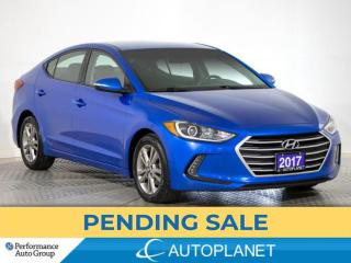Used 2017 Hyundai Elantra GL, Back Up Cam, Android Auto, Blind Spot Assist! for sale in Brampton, ON