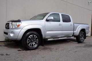 Used 2008 Toyota Tacoma V6 SR5 TRD Sport Double Cab Long Box 4x4 for sale in Vancouver, BC