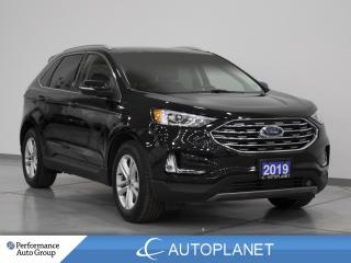 Used 2019 Ford Edge SEL AWD, Navi, Back Up Cam, Remote Start! for sale in Clarington, ON