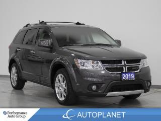 Used 2019 Dodge Journey GT AWD, 7-Seater, Navi, Remote Start, Sunroof for sale in Clarington, ON