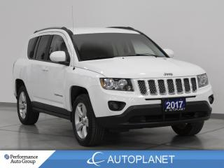 Used 2017 Jeep Compass North Edition, 4x4, Back Up Cam, Bluetooth! for sale in Clarington, ON