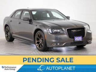 Used 2020 Chrysler 300 S, Alloy Edition, Navi, Back Up Cam, Pano Roof! for sale in Clarington, ON