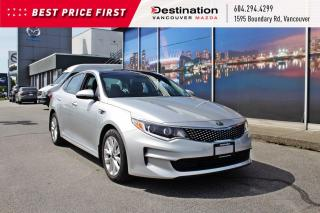 Used 2016 Kia Optima EX-Roomy, mid-sized sedan, locally driven, sunroof for sale in Vancouver, BC