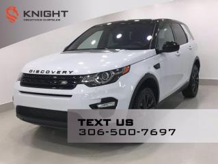 Used 2016 Land Rover Discovery Sport HSE AWD | Leather | Sunroof | Navigation | for sale in Regina, SK