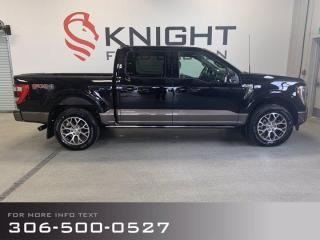 New 2021 Ford F-150 King Ranch for sale in Moose Jaw, SK