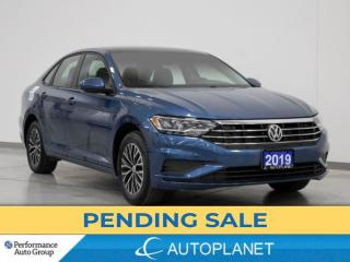 Used 2019 Volkswagen Jetta Highline, Sunroof, Android Auto, Proximity Key! for sale in Clarington, ON