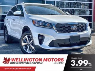 Used 2019 Kia Sorento EX | Leather | Clean CarFax | AWD for sale in Guelph, ON