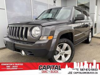 Used 2017 Jeep Patriot North Edition 4WD * Heated Seats * SUNROOF * Remote Starter * for sale in Edmonton, AB