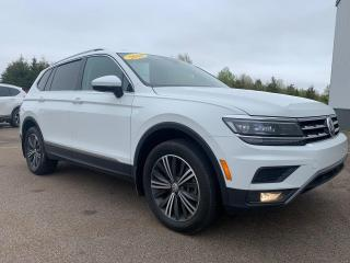 Used 2018 Volkswagen Tiguan Highline 4motion AWD for sale in Summerside, PE
