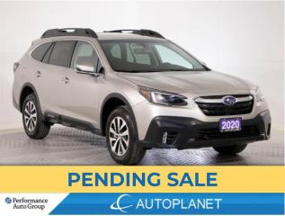 Used 2020 Subaru Outback 2.5i Touring, EyesSight Assist, Sunroof, Low Kms! for sale in Clarington, ON