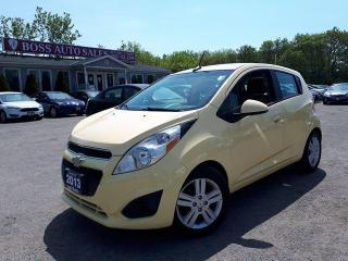 Used 2013 Chevrolet Spark LT for sale in Oshawa, ON
