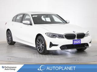 Used 2020 BMW 3 Series 330i xDrive, Turbo, Navi, Sunroof, Auto Stop/Go! for sale in Clarington, ON