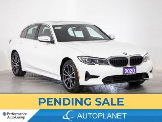 Used 2020 BMW 3 Series 330i xDrive, Turbo, Navi,Forward Collision Warning for sale in Clarington, ON
